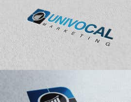 #16 cho Logo and more for Univocal Marketing bởi ideaz13