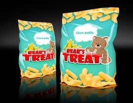 #14 cho Corn Stick Package idea bởi BorisBeznosyuk
