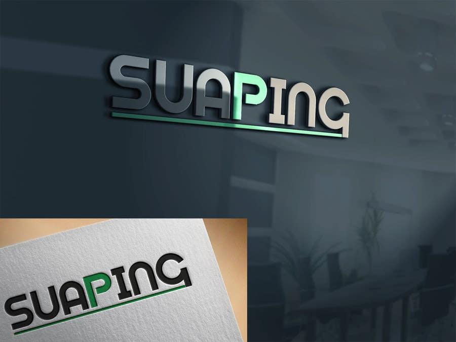 Inscrição nº 67 do Concurso para Design a Logo for SUAPING