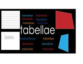 #457 for Design a Logo for tabellae by Aetbaar