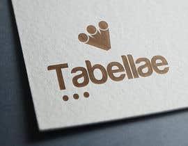 #405 untuk Design a Logo for tabellae oleh creativeart08