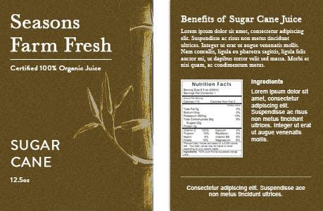 Penyertaan Peraduan #56 untuk Graphic Design for Seasons Farm Fresh
