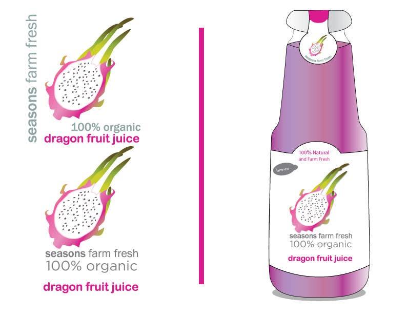 #40 for Graphic Design for Seasons Farm Fresh by twistedpix