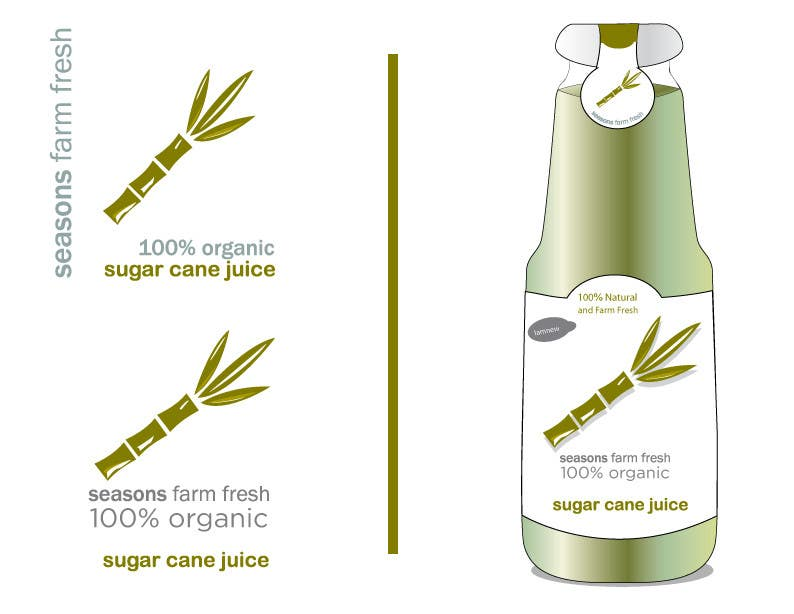 #44 for Graphic Design for Seasons Farm Fresh by twistedpix