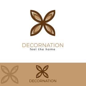 Nro 26 kilpailuun Design a Logo for Home Decor, Furniture & Furnishing Company käyttäjältä hbucardi