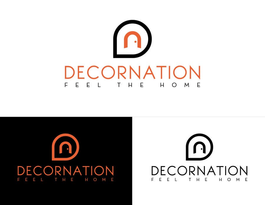 The home decor companies for Home interiors logo