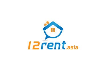 #267 for Design a Logo for 12rent.asia af rraja14