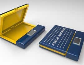 #14 untuk WALLET POWER ARMOR Sketch or 3D needed - A wallet that protects your bank cards (that support wireless payments) from unsanctionned reading oleh Krunal0