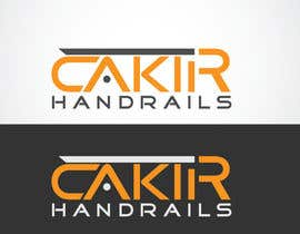 #38 untuk Design of a Logo for a Handrail (high-grade steel) Company oleh LOGOMARKET35