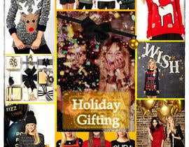 #30 para Trend Board/ Collage- Holiday Gifting por fi6