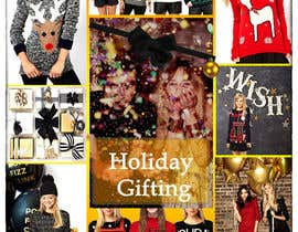 #35 para Trend Board/ Collage- Holiday Gifting por fi6