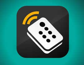 #170 para TV remote control APP Icon design por praxlab