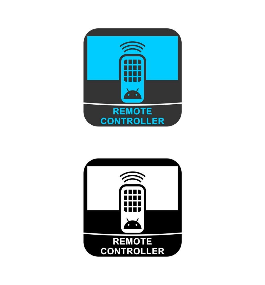 Entry #25 by tatuscois for TV remote control APP Icon design