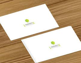#46 untuk Design a Logo and a business card for limebox oleh jobee