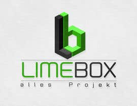 #57 untuk Design a Logo and a business card for limebox oleh niccroadniccroad