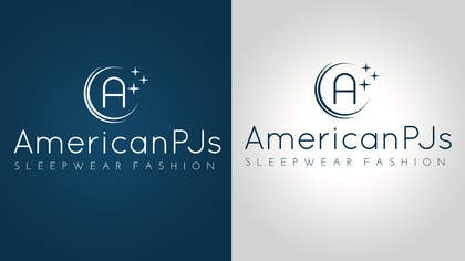 "picitimici tarafından Design a Logo for a Sleepwear Fashion Company ""AmericanPJs"" için no 35"