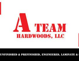 #25 for Design some Business Cards for A Team Hardwoods by rebusdtp
