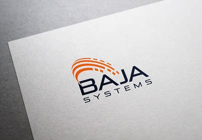 #115 for Baja Systems Logo Design af usmanarshadali