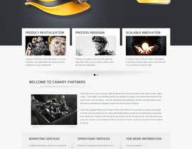 #16 untuk Build a Website for canarypartners.com oleh creativeideas83