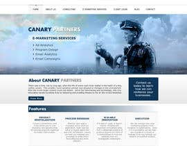 nº 15 pour Build a Website for canarypartners.com par anjaliarun09