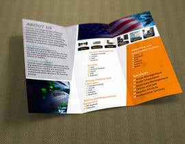 #9 for Design a tri-fold Brochure in MS publisher by jaca027