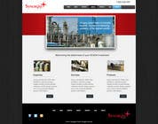 Graphic Design Contest Entry #28 for Wordpress Theme Design for Synergist SCADA INC