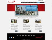 Graphic Design Contest Entry #33 for Wordpress Theme Design for Synergist SCADA INC