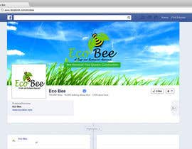 #24 for Design a Facebook Cover and Profile Pic for AZ Eco Bee af Aliahmeda94