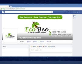 #17 for Design a Facebook Cover and Profile Pic for AZ Eco Bee af shohaghhossen