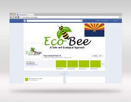 #21 for Design a Facebook Cover and Profile Pic for AZ Eco Bee af elena13vw