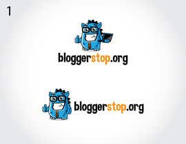 #6 for Design a Logo for my blog bloggerstop.org af Bebolum