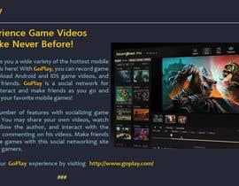 #3 for Write some Articles for GoPlay.com af sandyvillaflor