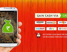 #12 for Design a Coverpage & Banner for Cash Gain App af rituhanda