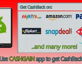 #1 for Design a Coverpage & Banner for Cash Gain App af haneef10