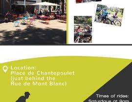#31 untuk Design a Flyer for Bike Rides oleh ashwinanand84