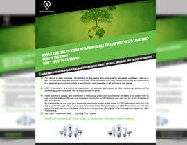 #43 for Design a NEW marketing flyer for our business with a logo af stylishwork