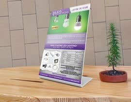 #44 for Design a NEW marketing flyer for our business with a logo af abudabi3