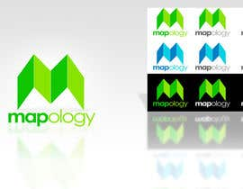 #18 untuk Design a Logo for a new business called mapology oleh kubiksoo