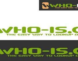 #3 for Design a Logo for a whois website af desislavsl