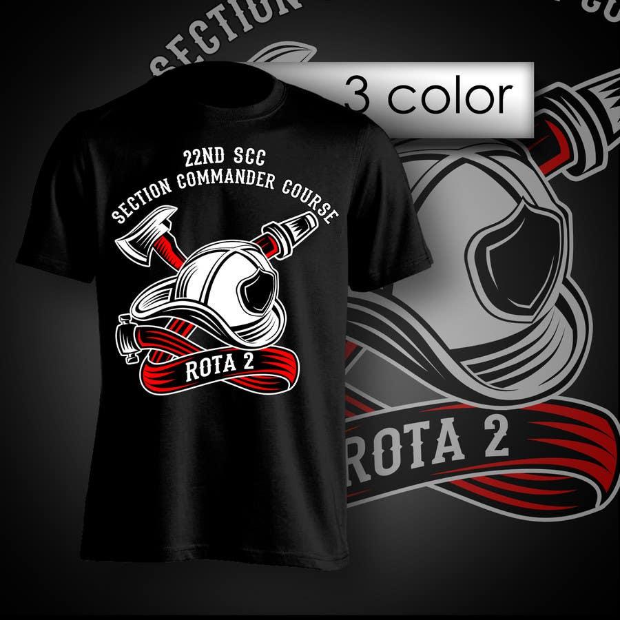 Penyertaan Peraduan #39 untuk Design a T-Shirt for 22nd SCC