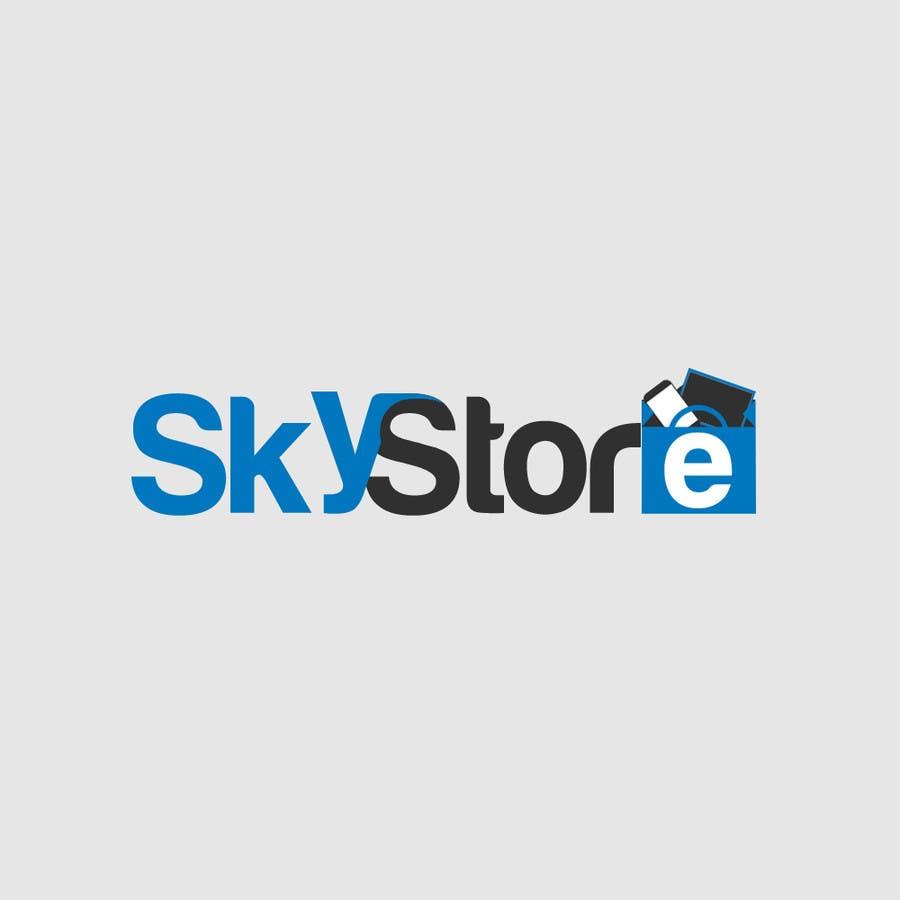 Penyertaan Peraduan #27 untuk Design a Logo for Telecomunications and computer shop