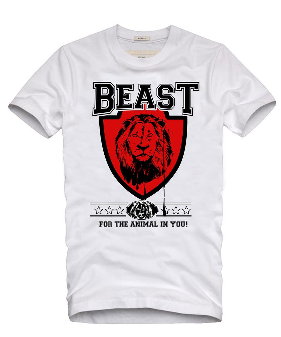 Kilpailutyö #20 kilpailussa Design a Mens or Womens MMA style T-Shirt