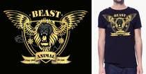Graphic Design Kilpailutyö #34 kilpailuun Design a Mens or Womens MMA style T-Shirt