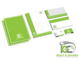 #175 untuk Logo for new indoor/outdoor virtual golf and games center oleh AalianShaz