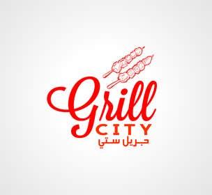 javedg tarafından Design a Logo for Grilled Food Restaurant için no 35