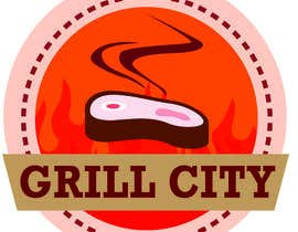 #17 cho Design a Logo for Grilled Food Restaurant bởi reineaguila