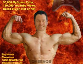 #19 cho Add Muscles, Lightning, Fire and Awsomeness to a photo of Me bởi Shani90
