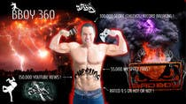 Graphic Design Entri Peraduan #16 for Add Muscles, Lightning, Fire and Awsomeness to a photo of Me