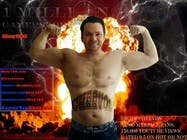 Graphic Design Entri Peraduan #18 for Add Muscles, Lightning, Fire and Awsomeness to a photo of Me