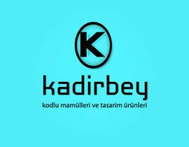 nº 11 pour Design a Logo for kadirbey (it is a software company) par StoneArch
